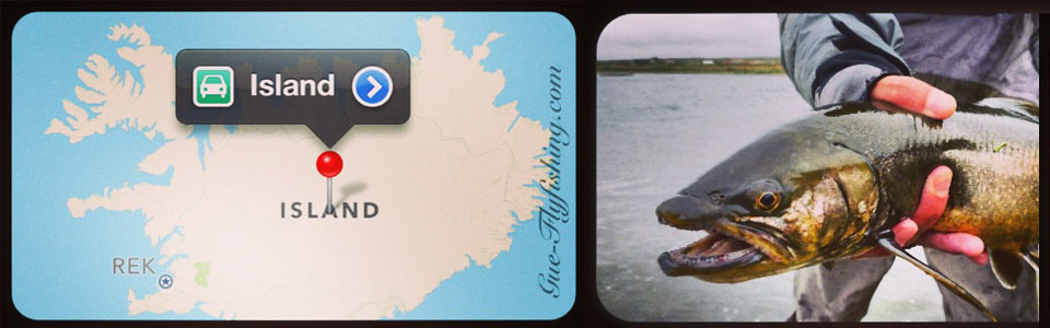 Island: Fliegenfischen im Land der Wikinger