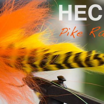 Bindeanleitung Hechtstreamer Pike Racoon Bunny