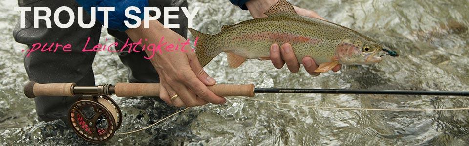 Plädoyer für die Leichtigkeit – leichtes Zweihandfischen