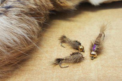 Hares Ear Nymphe – eine der besten Frühjahrsnymphen