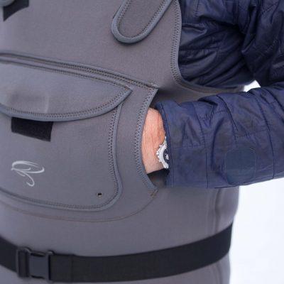 Handwärmertasche - hält Ihre Hände auch unter extremen Bedingungen warm