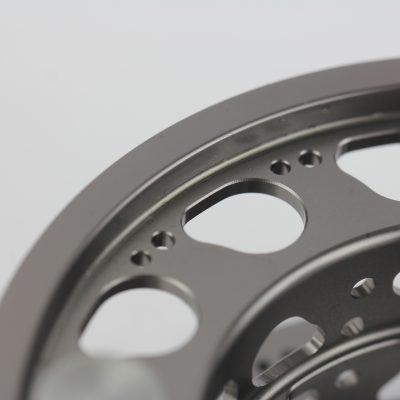 modernste CNC-Technologie: Garantiert höchste Stabilität sowie Robustheit & Langlebigkeit