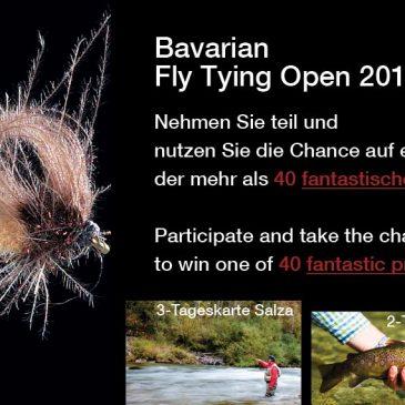 Bindewettbewerb / Fly Tying Contest